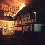"""Reichskristallnacht & Brandanschlag Wiesenmühle: """"Die Polizei blieb auf Befehl ihrer vorgesetzten Dienststelle in Erbach untätig"""""""