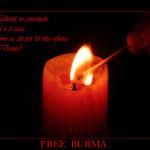 Free Burma – weltweiter Aktionstag am 04. Oktober 2007