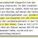 Kärntner Doppelleben: Sein Tod macht Jörg Haider zur Legende – die Umstände zertrümmern sie