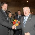 Odenwaldkreis: Dietrich Kübler (ÜWG) neuer Landrat – 19.385 Wähler (86,6%) geben dem Überparteilichen das Ja-Wort