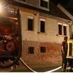 Bad König: Brand in einem Wohnhaus fordert einen Toten