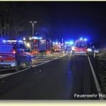 Noch ein Unfall: Stell Dir vor, es brennt im Odenwald und keiner schaut hin